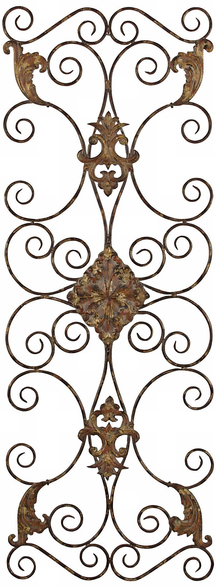Uttermost fayola hand forged metal 50 high wall decor forging uttermost fayola hand forged metal 50 high wall decor amipublicfo Gallery