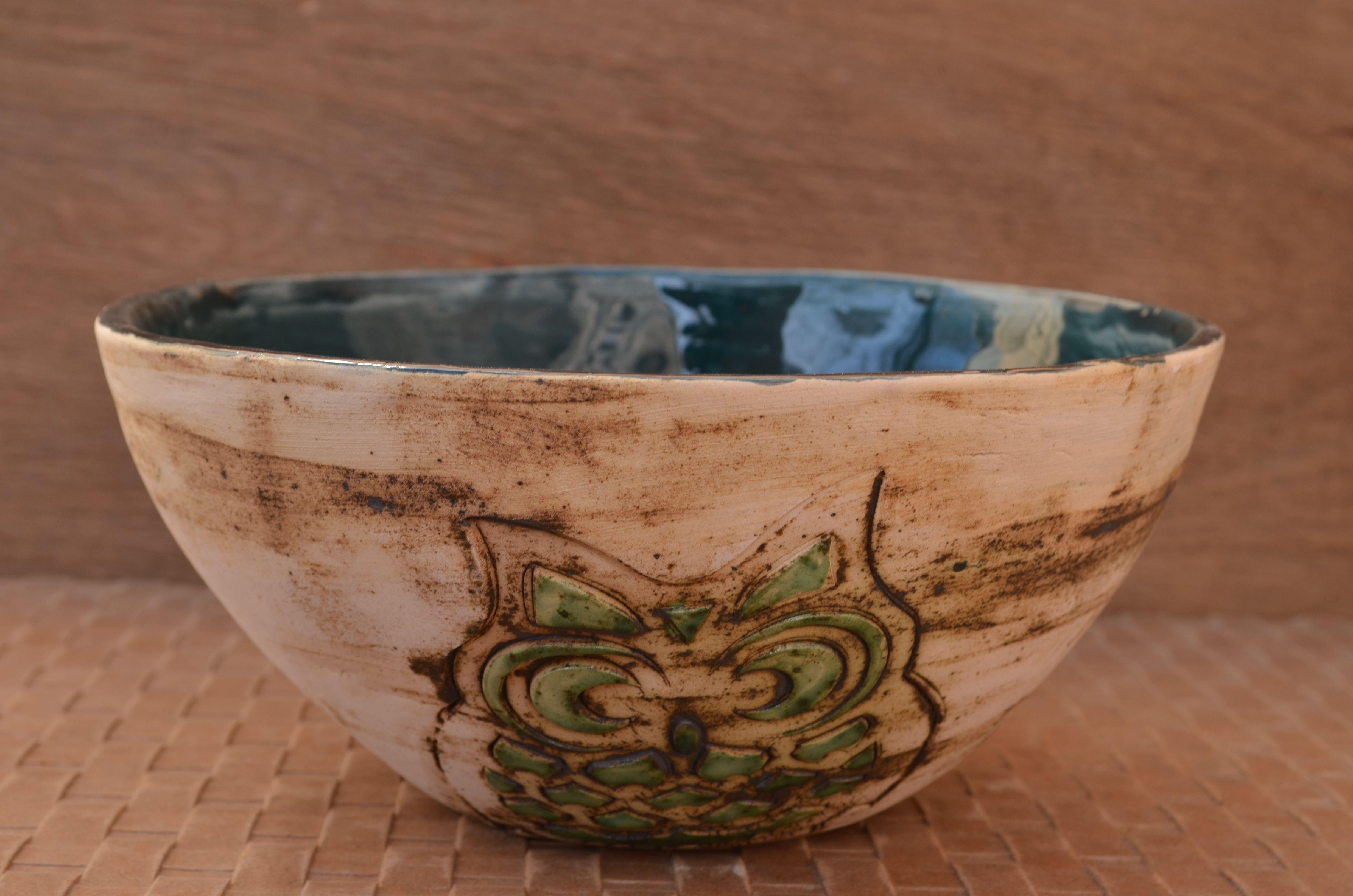 Ensaladera en cerámica
