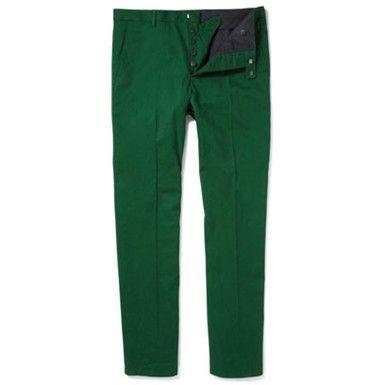 Jil Sander - Best Men's Coloured Trousers - GQ.COM (UK)
