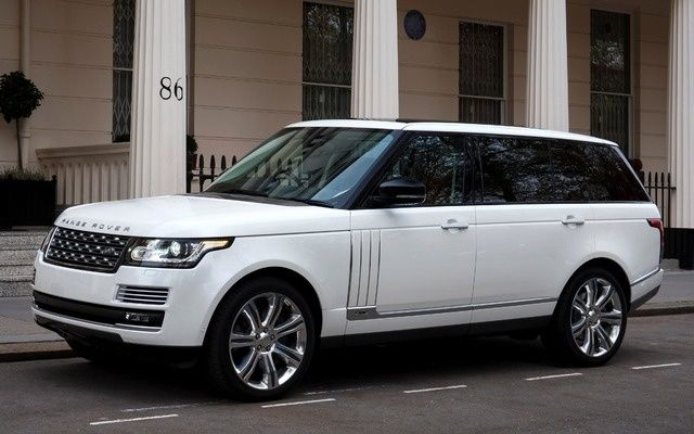 2018 Land Rover Range Rover V6 4wd Mens Trends Style