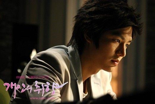 Personal Taste <3 Lee Min-ho as Jeon Jin Ho