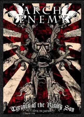 Tyrants Of The Rising Sun Live In Japan Dvd November 24 2008