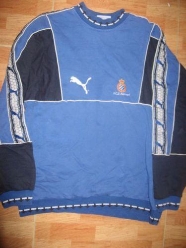 f96f9a4490017 RCD-Espanyol-Jersey-XL-Espanol-Camiseta-Futbol-Football-Shirt ...