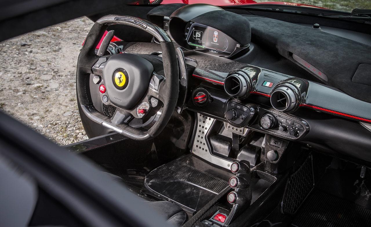Ferrari Laferrari Interior - Recherche Google  R