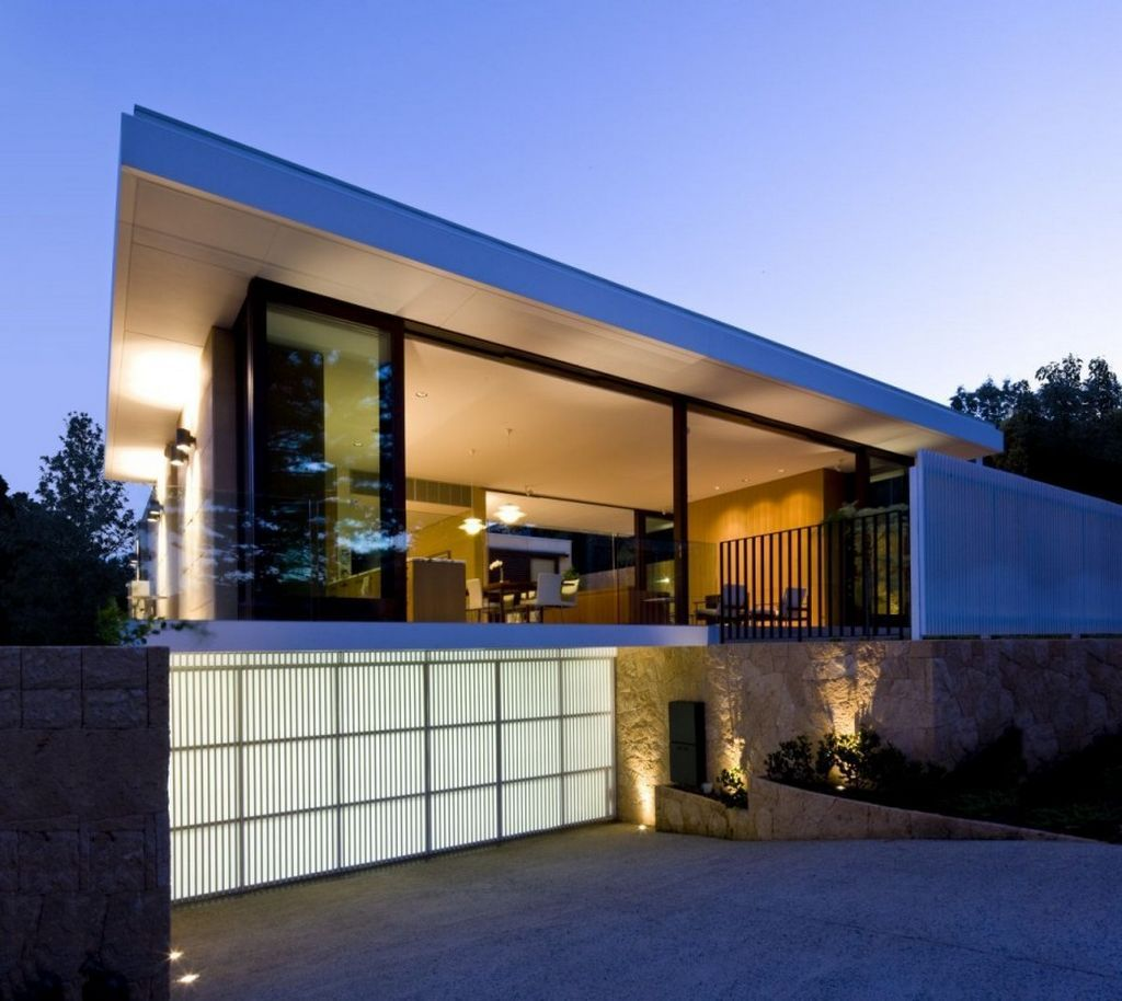 Amazing Modern House Design : Simplicity Modern House Inspired By ...