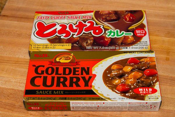The Japanese Curry Roux Can Be Purchased At Japanese And Asian Supermarkets To Make Homemade Curry Roux Click Here Japanese Curry Curry Chicken Curry
