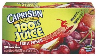 Publix Capri Sun 100 Juice for Only .99 Juice, Fruit