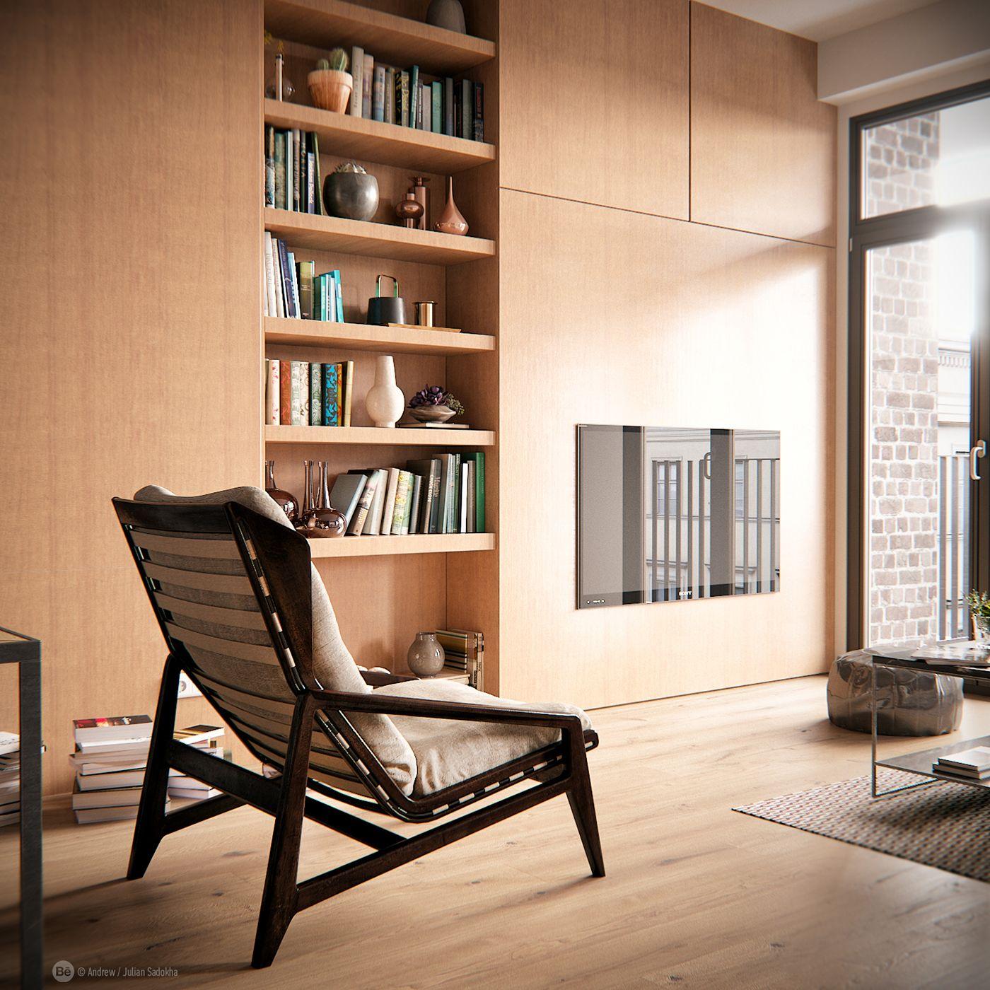 Maisonette Apartments in London on Behance