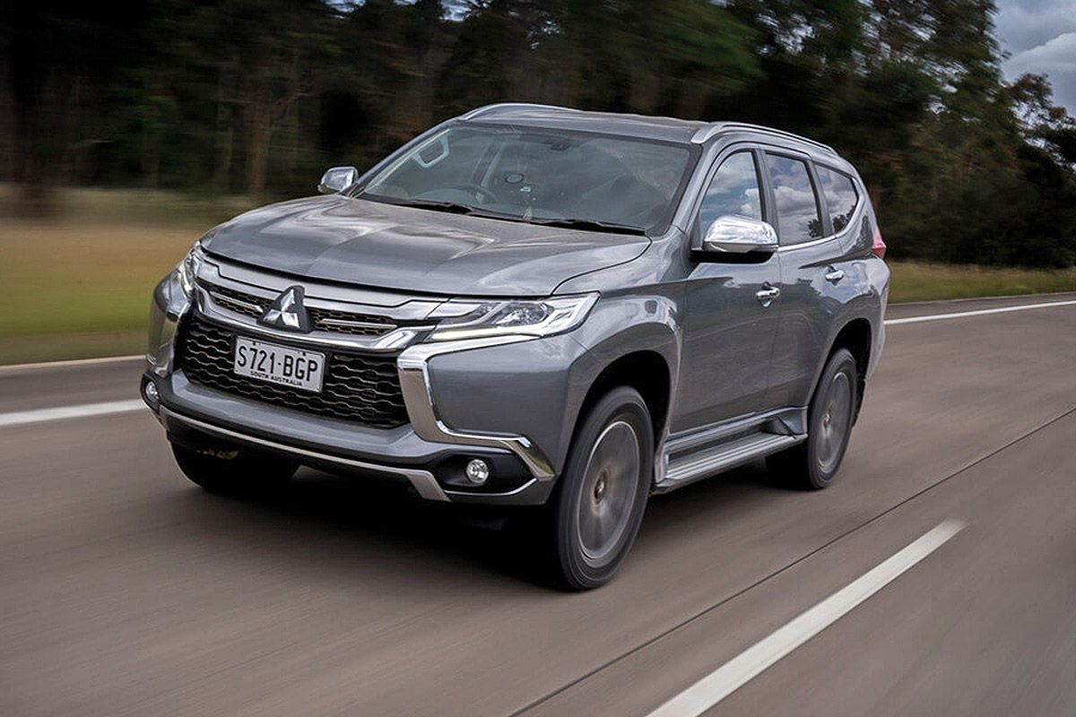 2020 Mitsubishi Montero Sport Check more at http//www