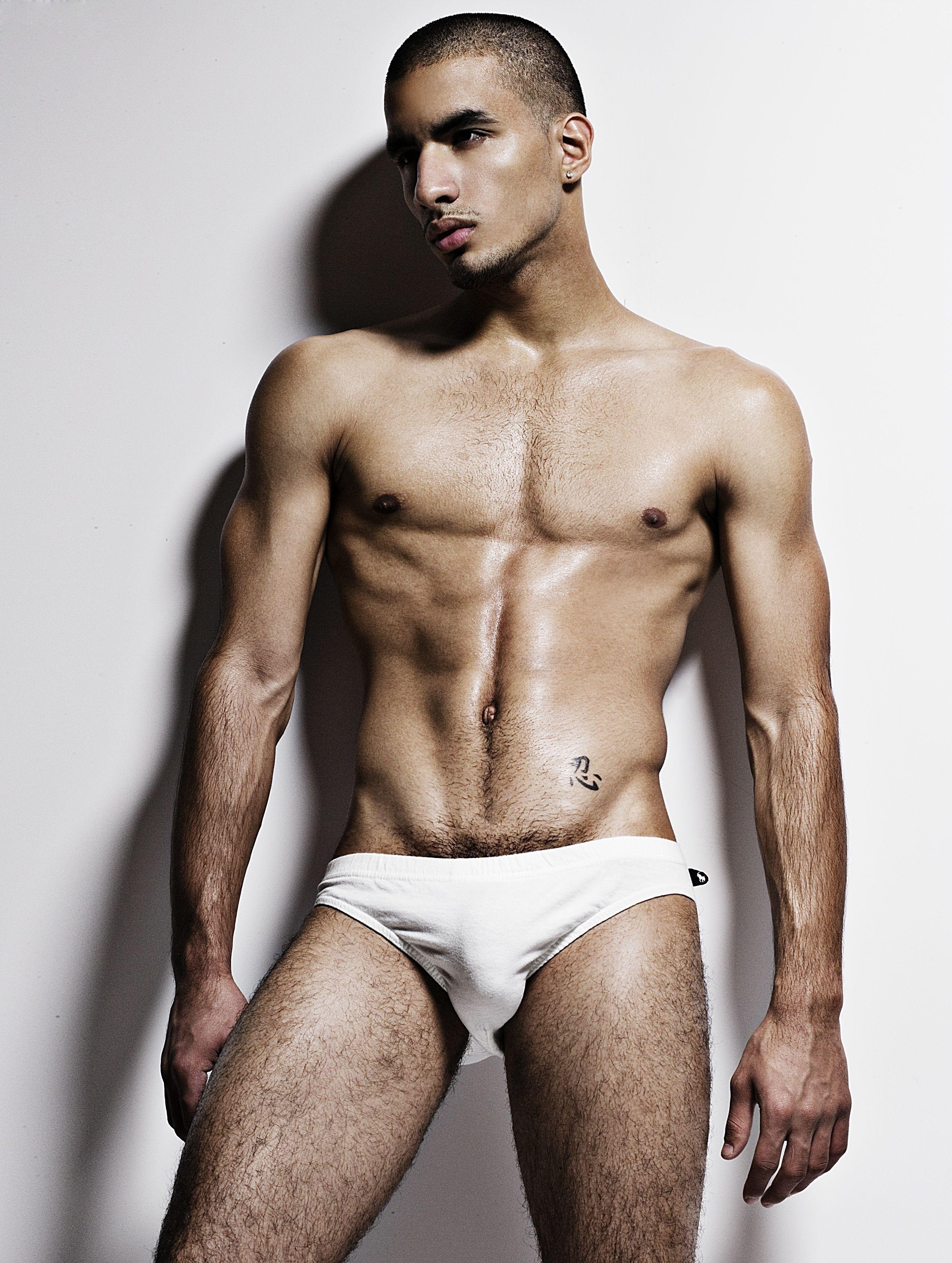 Hot Men Underwear Models