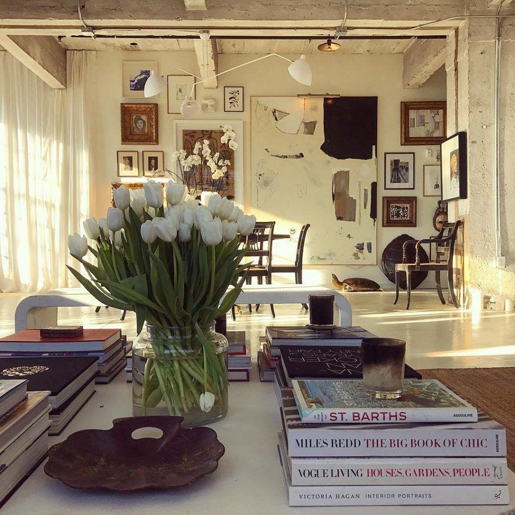 William Mcclure S Birmingham Loft With Images Interior Design