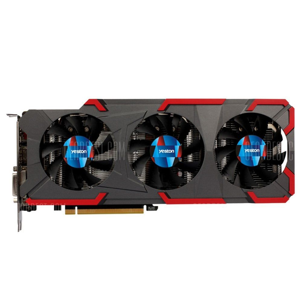 Yeston Geforce Gtx1080 8g D5x Gaea 10ghz Graphics Card Shoproads Onlineshopping Graphics Cards Gaming Online Shopping Computer