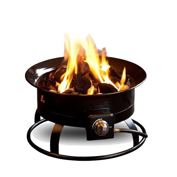 Outland Fire Bowl 820 Portable Propane Fire Pit Portable Propane