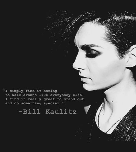 Bill Is Something So Special Tokio Hotel Y Frases