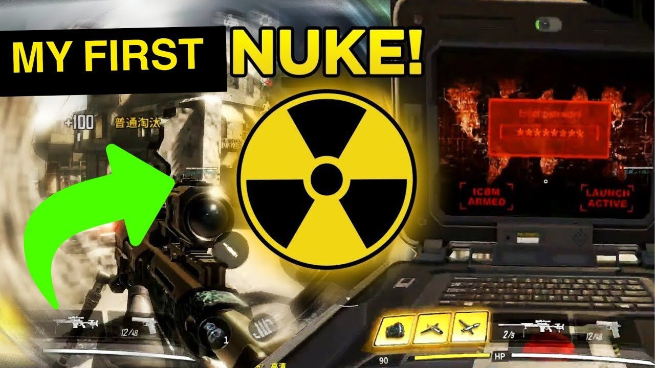 MY First NUKE!!! Call of Duty Mobile YouTube Call of