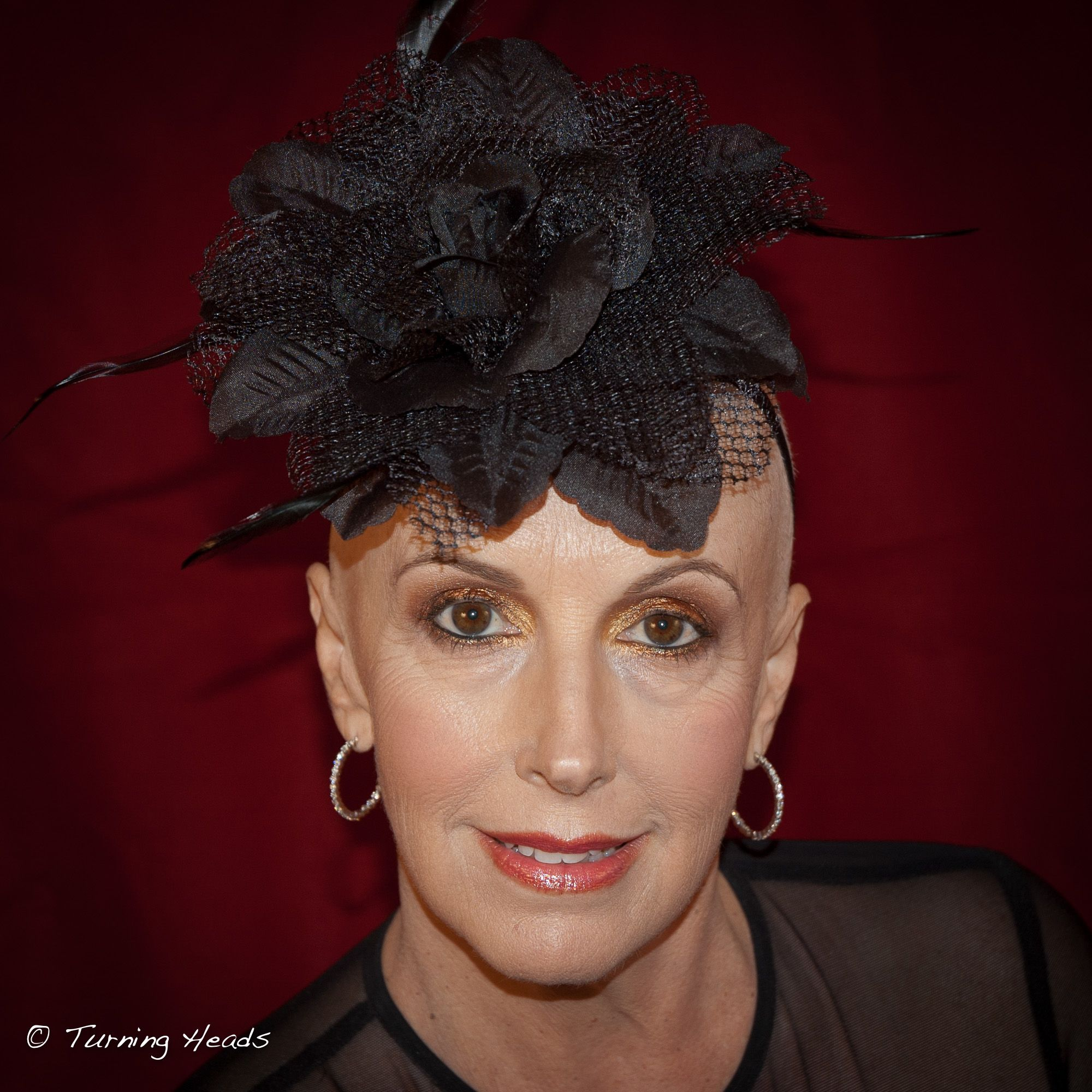 bald women who have cancer photo gallery | Photography by Stacy Jacob Photography, Makeup by Mac , Styling by ...