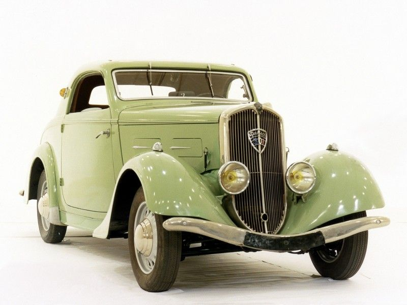 Peugeot 301 coupe 1932-36
