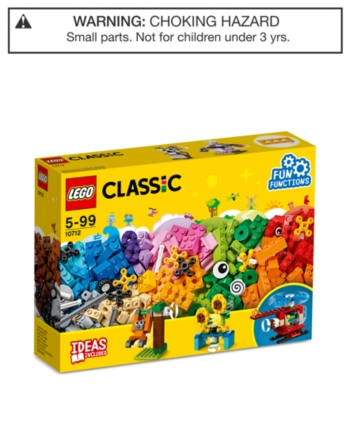 Lego Classic Bricks Gears Set 10712 In 2019 Products Classic