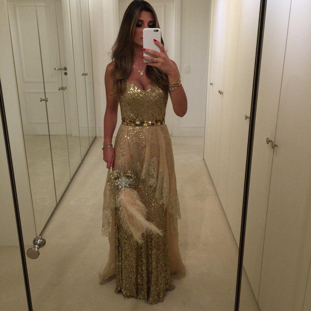 Baile da Vogue 2015    por Lala Rudge | Lala Rudge       - http://modatrade.com.br/baile-da-vogue-2015