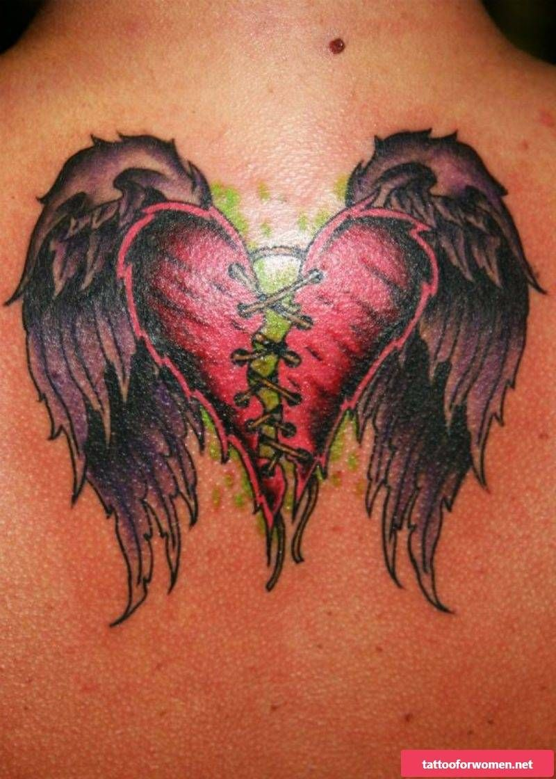 Heart Tattoo Meaning And Ideas Mixed Tatuajes Tatuaje Corazón