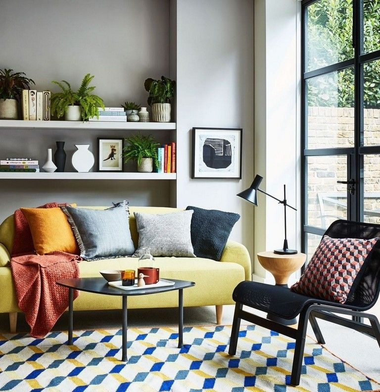 34 Ideas Colors To Make Your Room Look Bigger Minimalist Living Room Decor Minimalist Living Room Living Room Decor