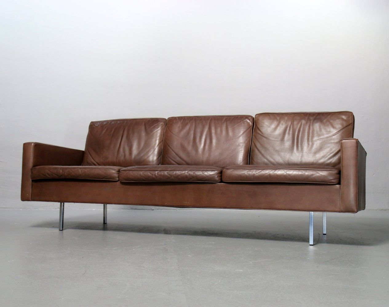 For Sale 25 Bc 3 Seater Sofa By Florence Knoll For Knoll 1960s Vntg Vintage In 2021 Florence Knoll Sofa Knoll Sofa Sofa
