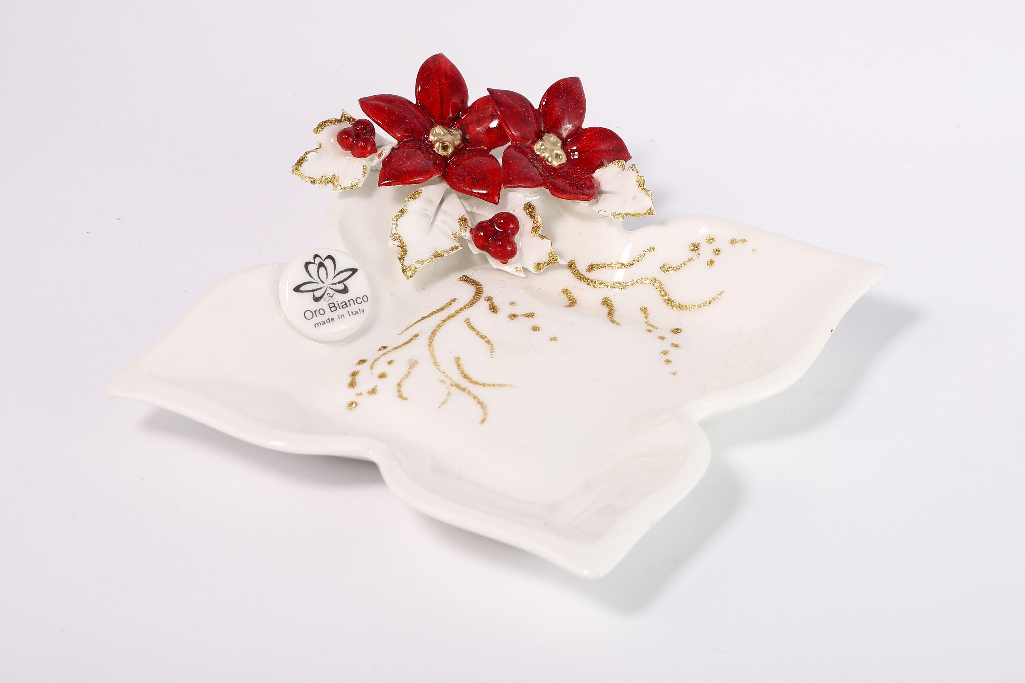 Bomboniere Matrimonio Dicembre.Idee Nozze D Inverno Bomboniere In Porcellana Di Capodimonte