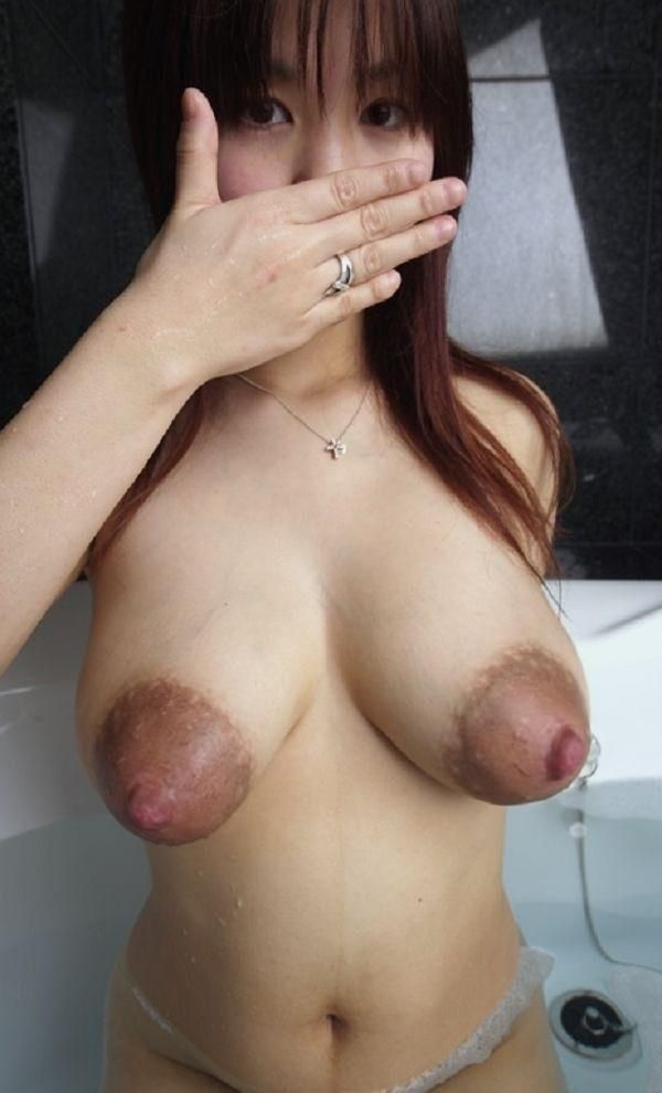 Puffy Japanese Tits