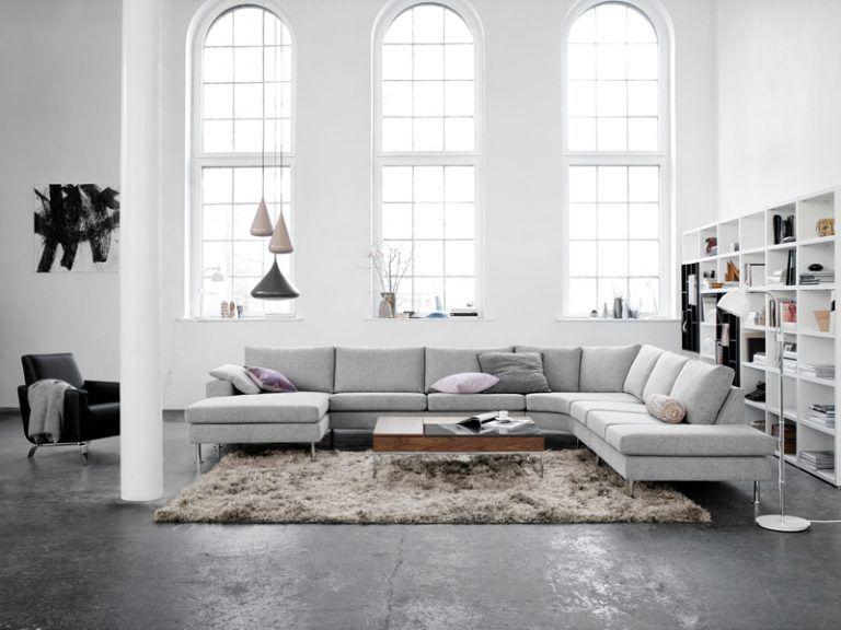 Exklusive Wohnzimmermöbel ~ Sofas von boconcept planungswelten www.planungswelten.de