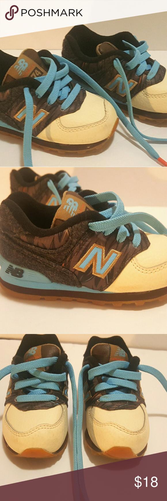 New Balance 574 Classics Shoes Size 5.5