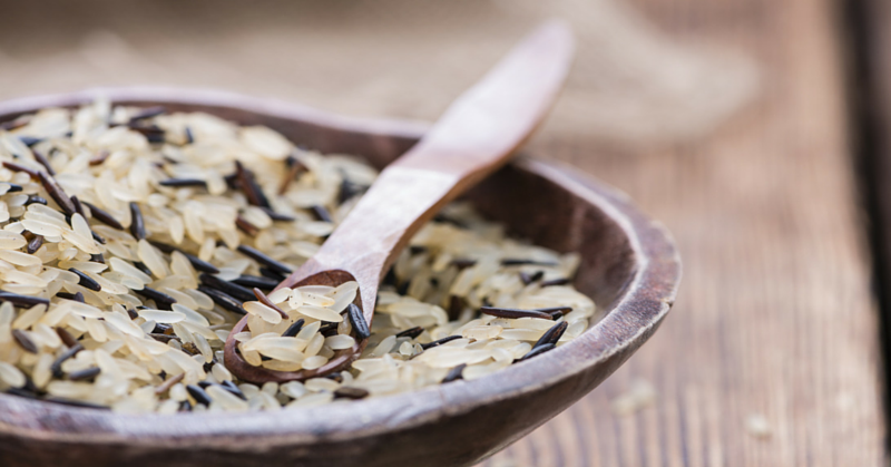 A huge percentage of the world's population relies on rice as a main food source, should you be worried?