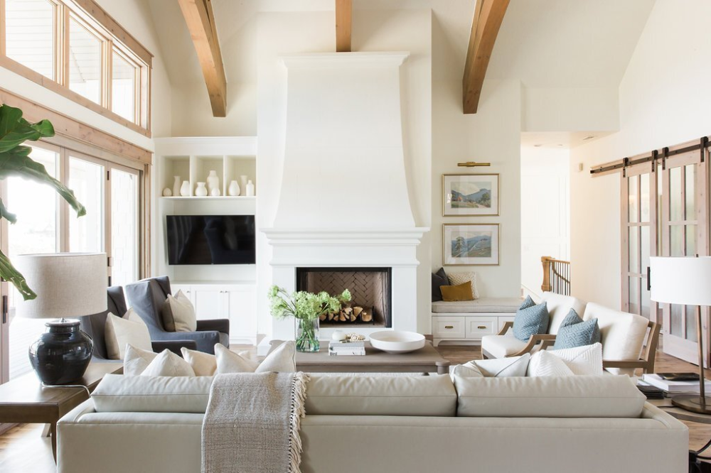 Interior Design Trends Of 2020 French Country Living Room