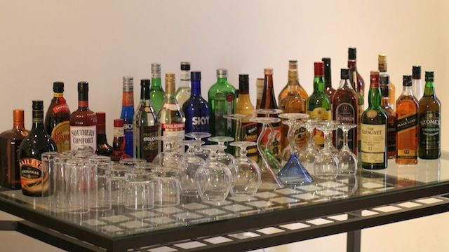 The Five Home Bar Essentials That Can Make Nearly Any Drink (and How ...