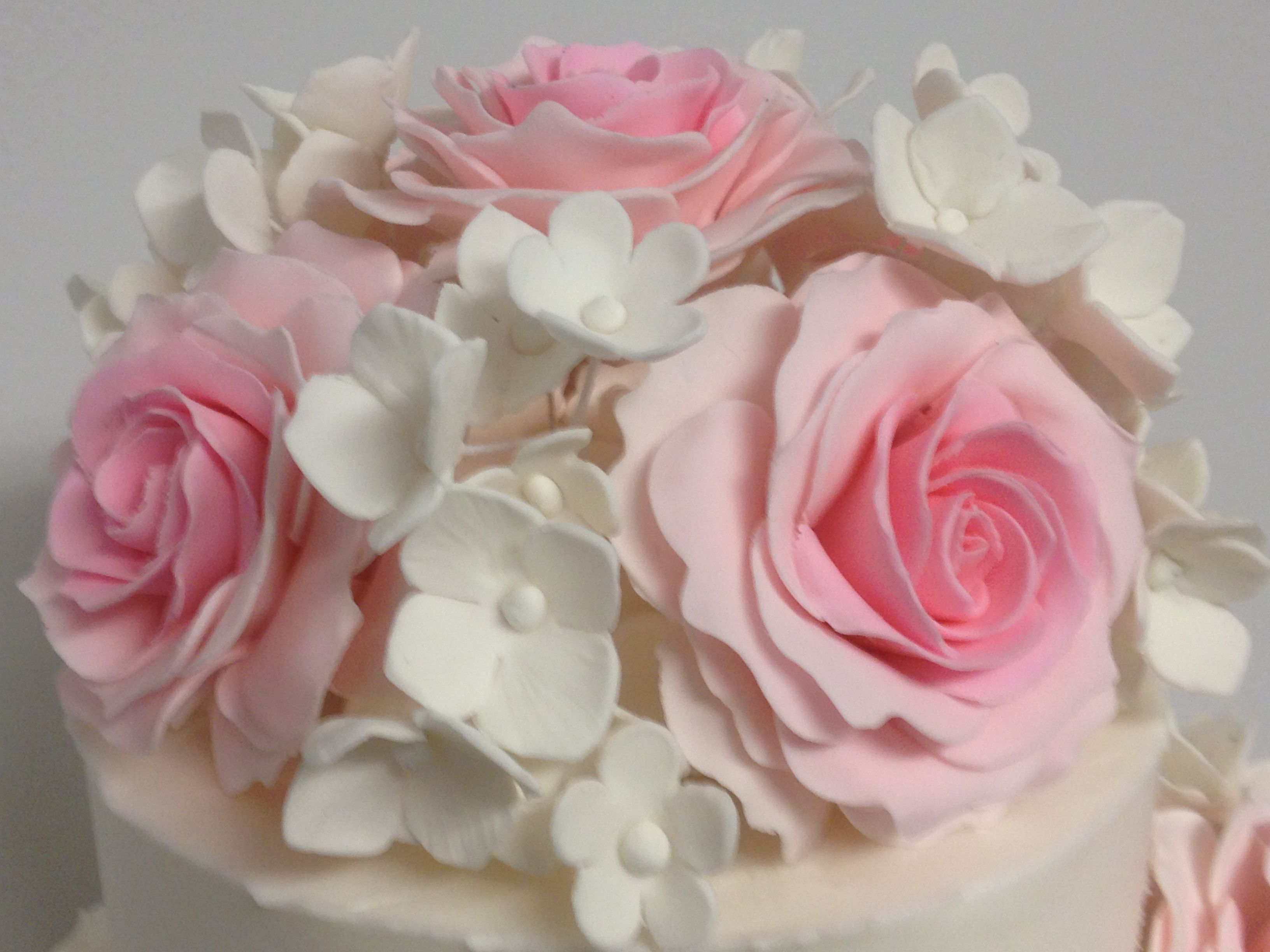 sugar flower wedding cake toppers sugar flowers bouquet cake topper flowers cake topper 20579