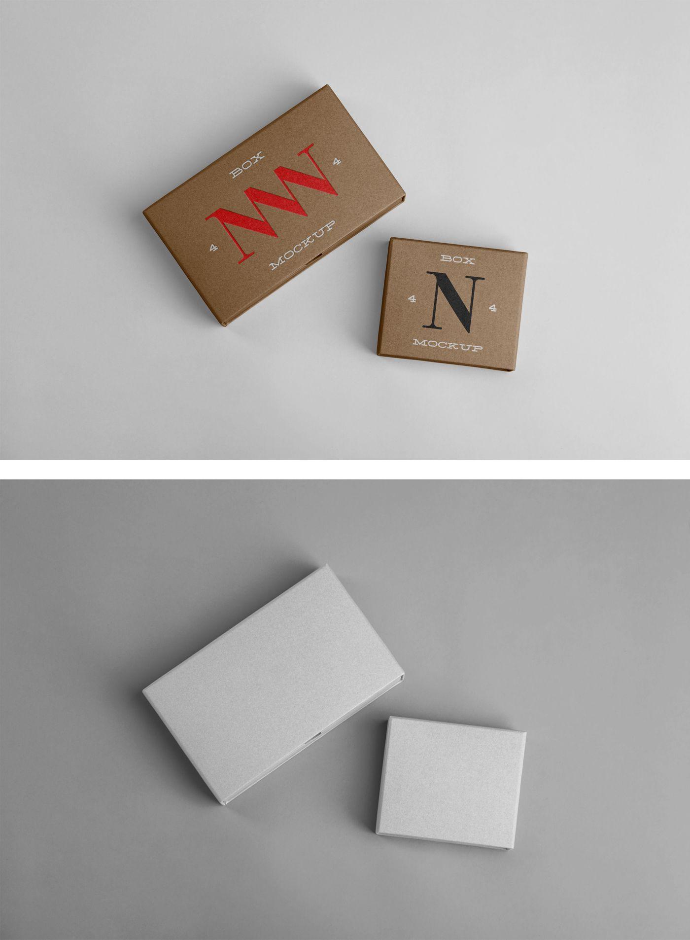 Download Paper Box Mockups Mr Mockup Graphic Design Freebies Box Mockup Graphic Design Freebies Design Freebie