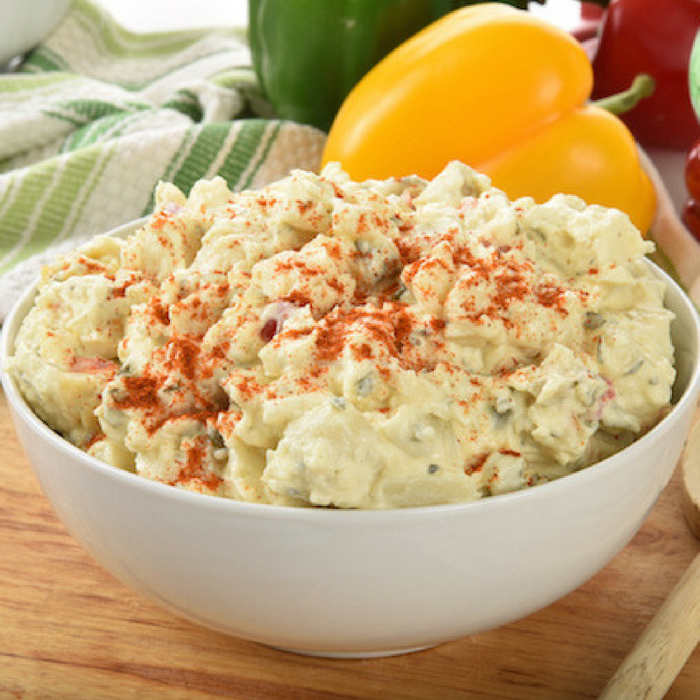 African American Recipe For Potato Salad