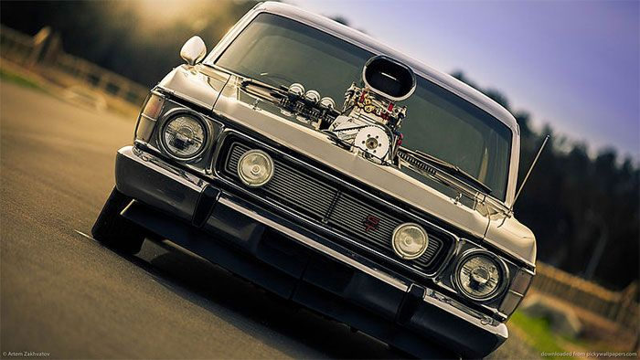 With Great Muscle Power Comes Great Responsibility Australian Muscle Cars Australian Cars Aussie Muscle Cars