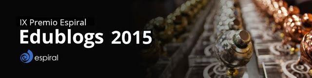 HenArte & TIC's: IX Premio Espiral Edublog ¡Somos Finalistas!
