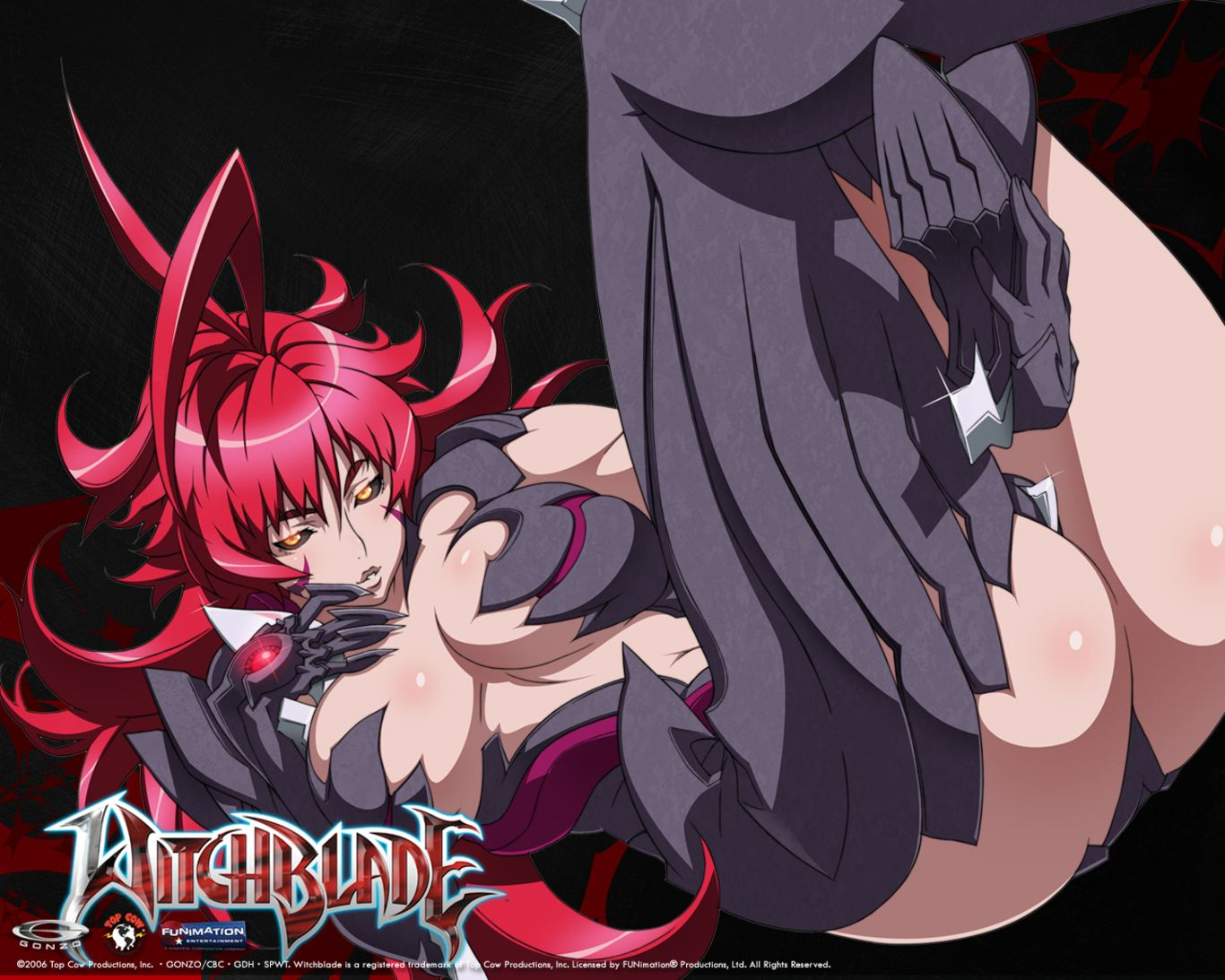 Witch Blade Witchblade Anime Yandere Anime