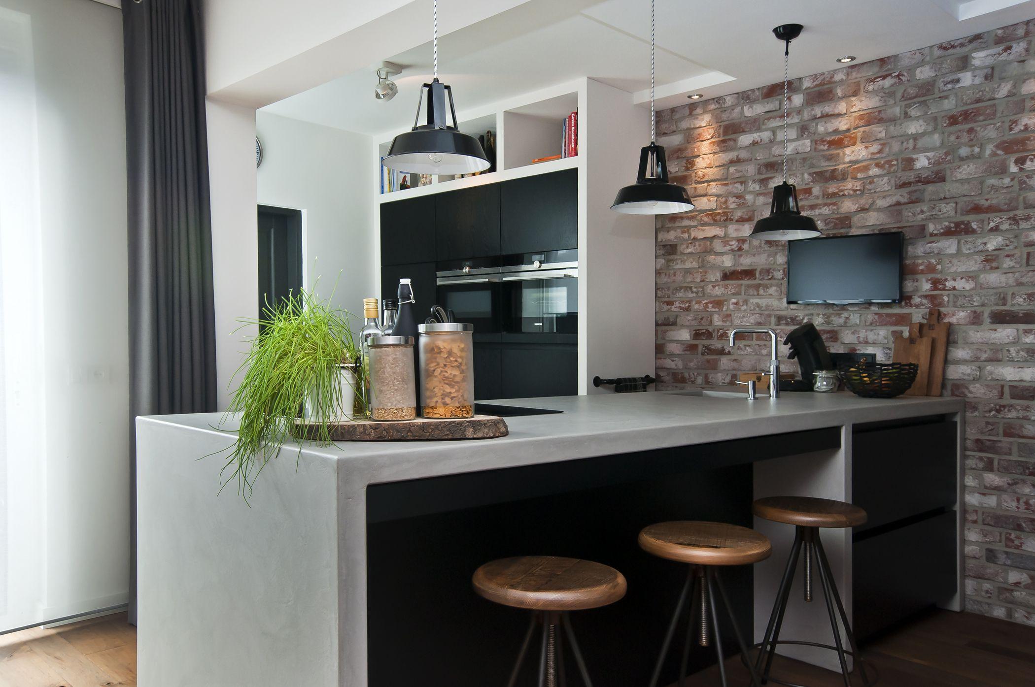 Bar in keuken woonkamer. Hoe gaaf is het om een bar te hebben in je ...