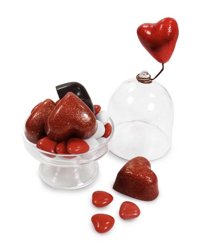 Photo of Cadeau de table de Saint Valentin 3 chocolats