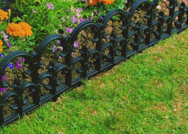 Allée de jardin  Quelle bordure choisir ? Yards, Landscaping and