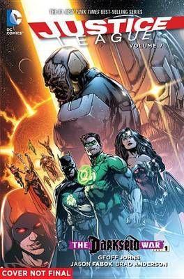 Photo of Justice League Vol. 7 Darkseid War Part 1 ~ Paperback / softback ~ Geoff Johns