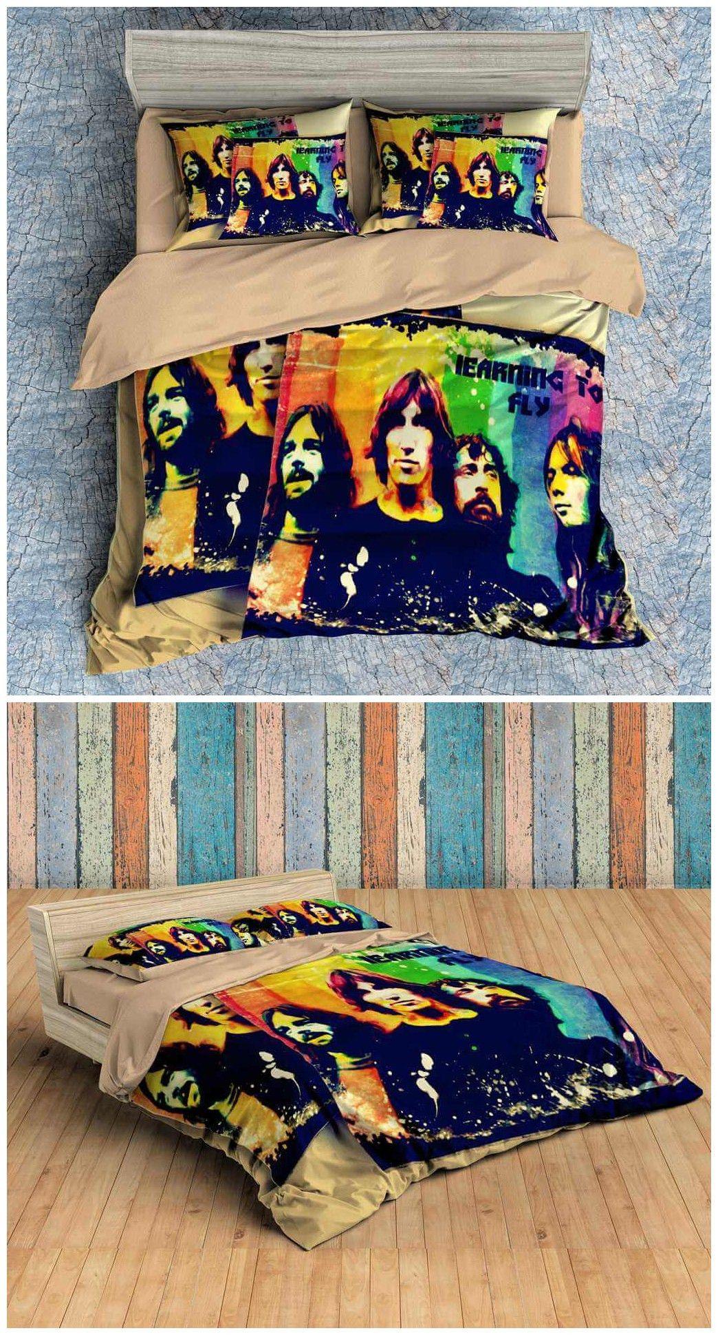 Pink Floyd Duvet Cover Set