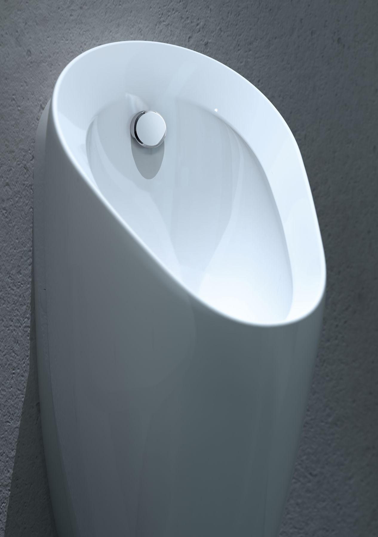 Whether waterless or not the Geberit urinal ceramics appliances Preda and Selva look stunning with every application Thanks to their rimless desi…