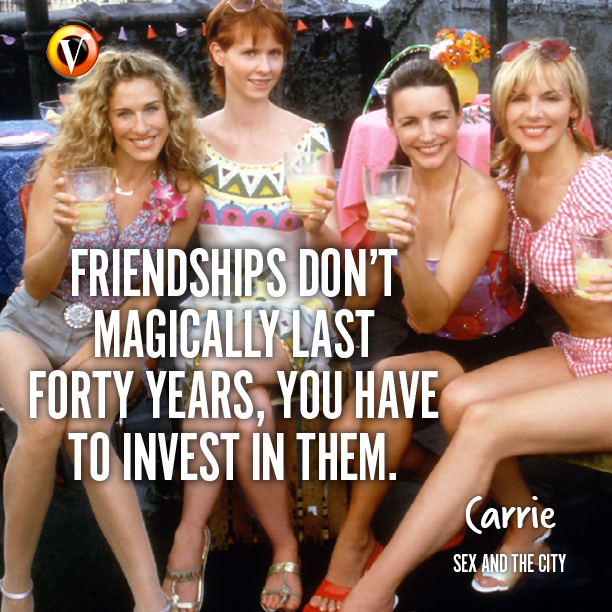 City friendship from quote sex