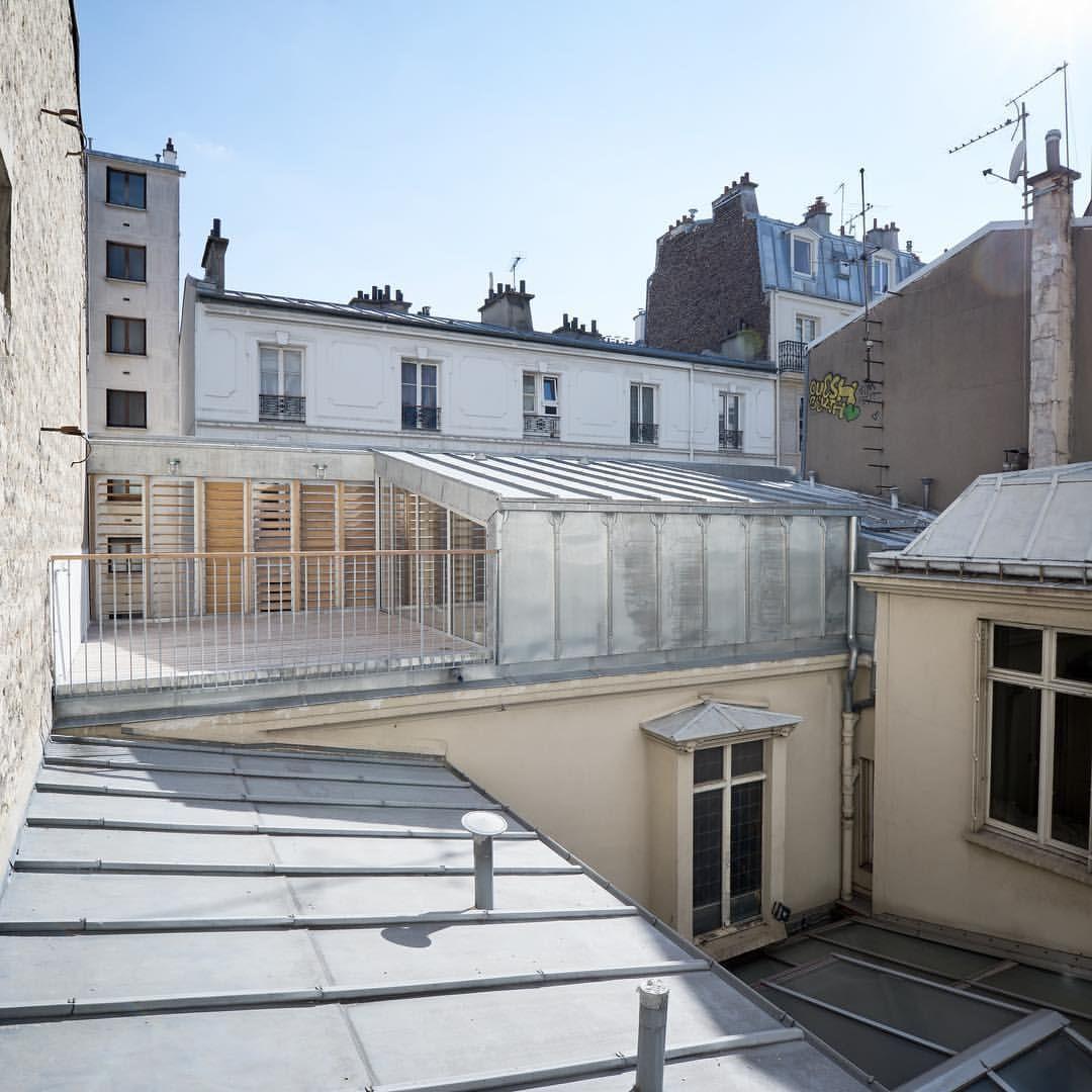 Creer Une Terrasse Tropezienne surélévation d'une maison individuelle et création d'une