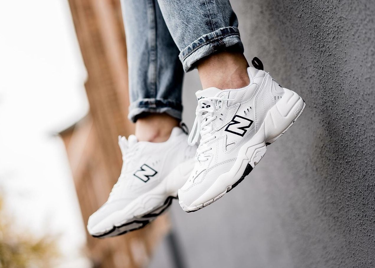 New Balance 608 | Dress with sneakers