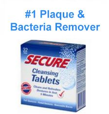 New Clinical Study Shows Secure Removes Plaque Better Than