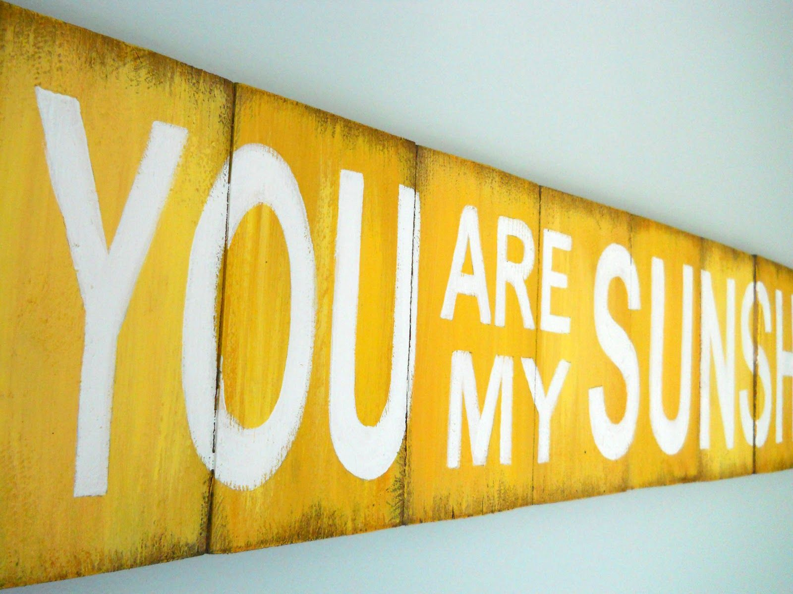Lake Girl Paints: You Are My Sunshine - Arial Bold Font | You are My ...
